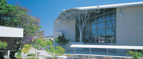 The Brisbane Convention & Exhibition Centre (BCEC)